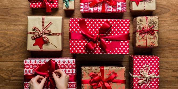 wrap a gift