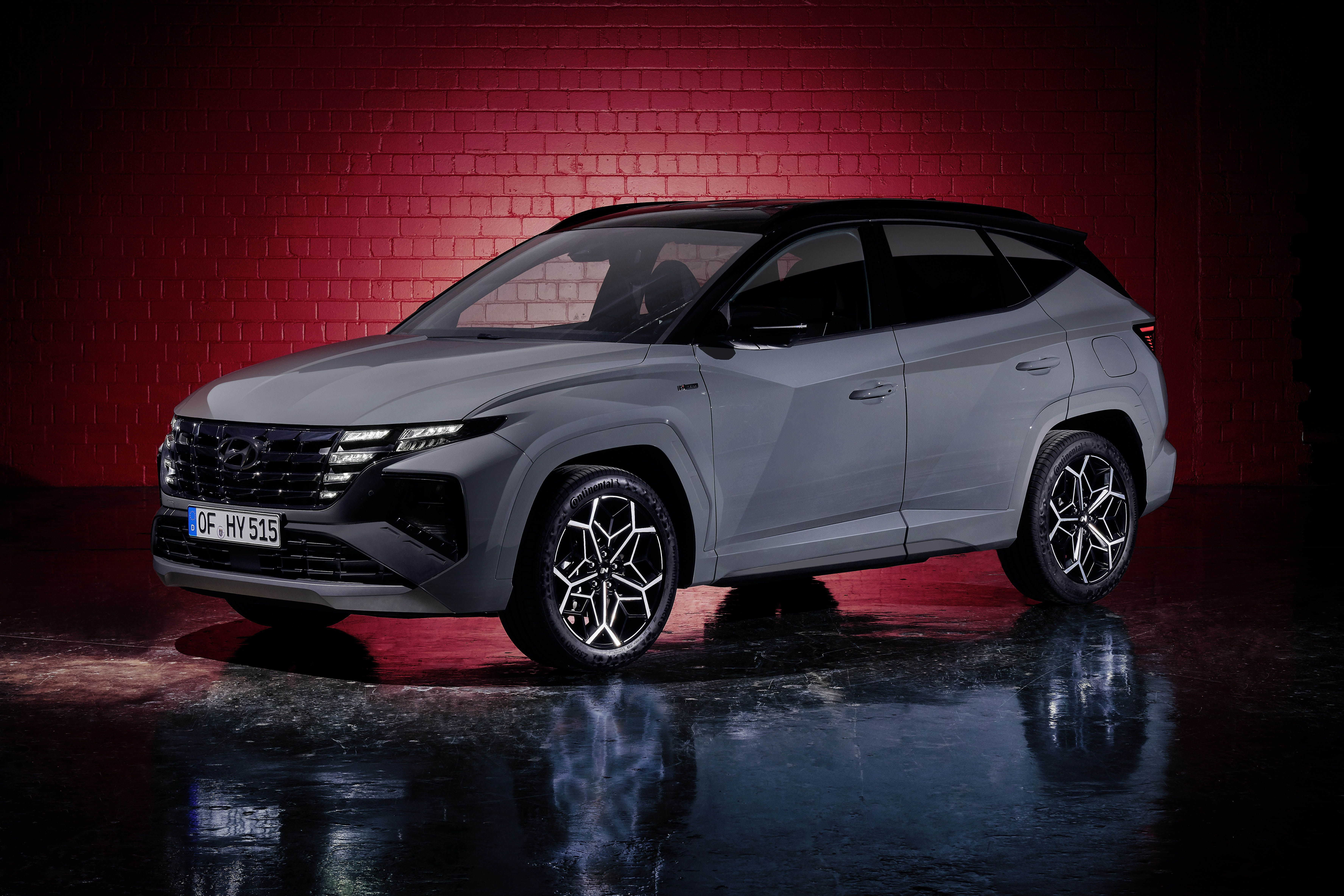 Special quick view 53 photos. 2022 Hyundai Tucson N Line Previewed By Europe Spec Model