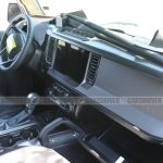 Take An Early Look At 2021 Ford Bronco S Interior