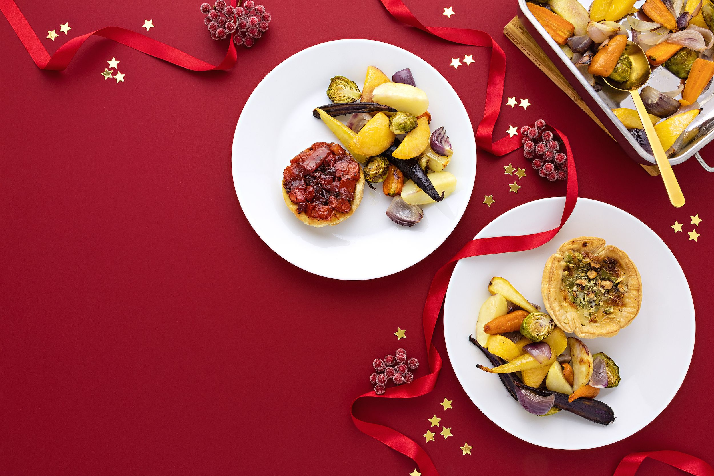 ikea launches meat free christmas food