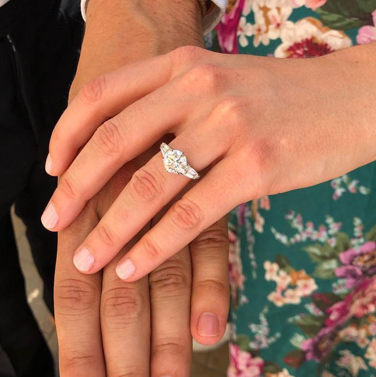 Princess Beatrice Ring - Photos of Beatrice's Gorgeous Engagement Ring