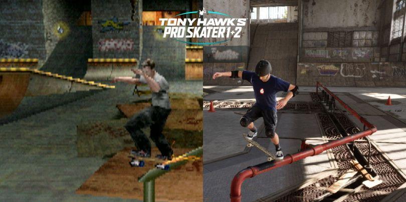 Tony Hawk's Pro Skater 1+ 2 Remaster Revealed - Release Date, Tricks,  Activision Details