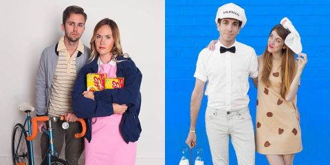 56 cute couples halloween costumes 2018 best ideas for duo
