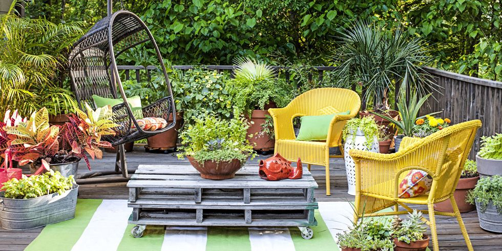 40+ Small Garden Ideas - Small Garden Designs on Home Backyard Ideas  id=77809