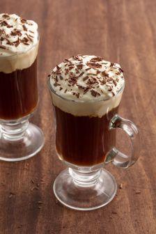 St. Patrick's Day Recipes - Irish Coffee