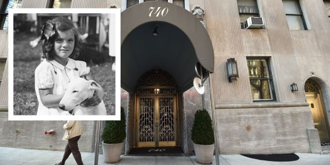 See Inside Jackie Kennedy S Park Avenue Apartment
