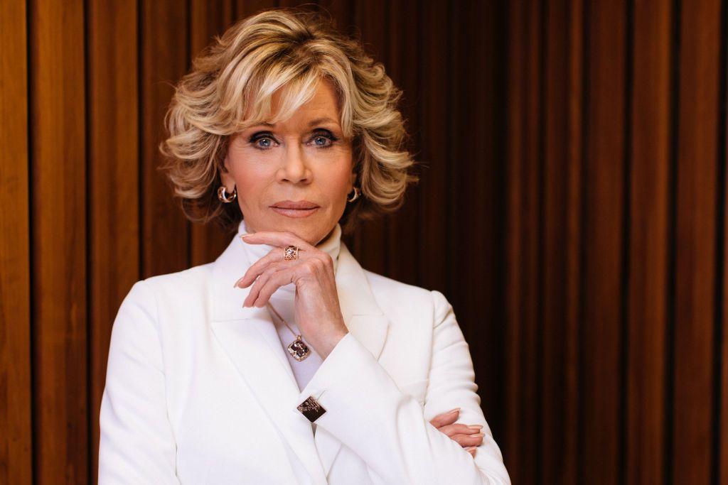 Jane Fonda 'Not Proud' Of Decision To Get Plastic Surgery