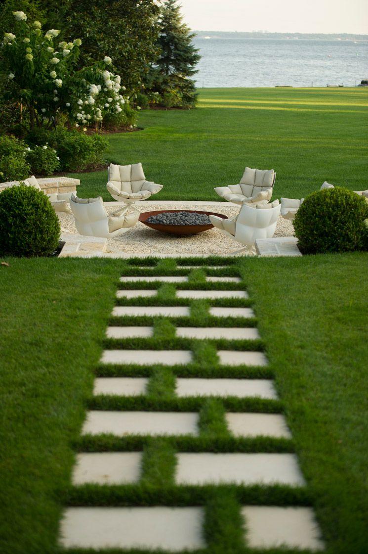 19 Best Backyard Fire Pit Ideas - Stylish Outdoor Fire Pit ... on Garden Ideas With Fire Pit id=72840