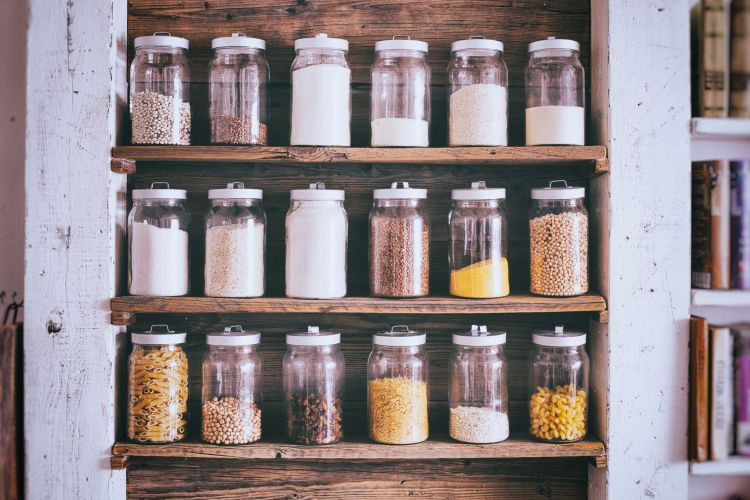 20 Genius Kitchen Pantry Organization Ideas How To Organize Your Pantry Delish Com