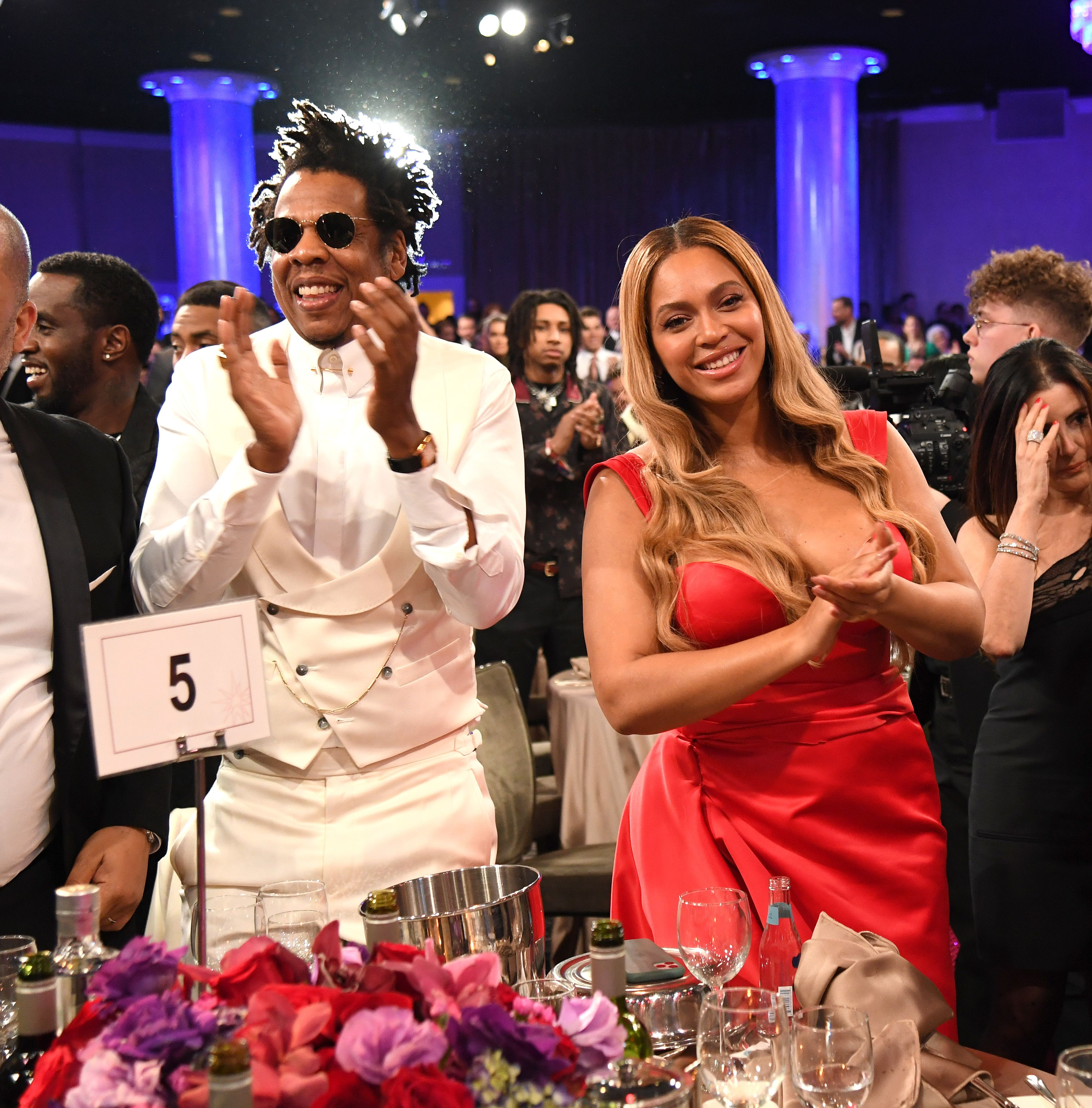 why beyonce and jay z missed the grammy