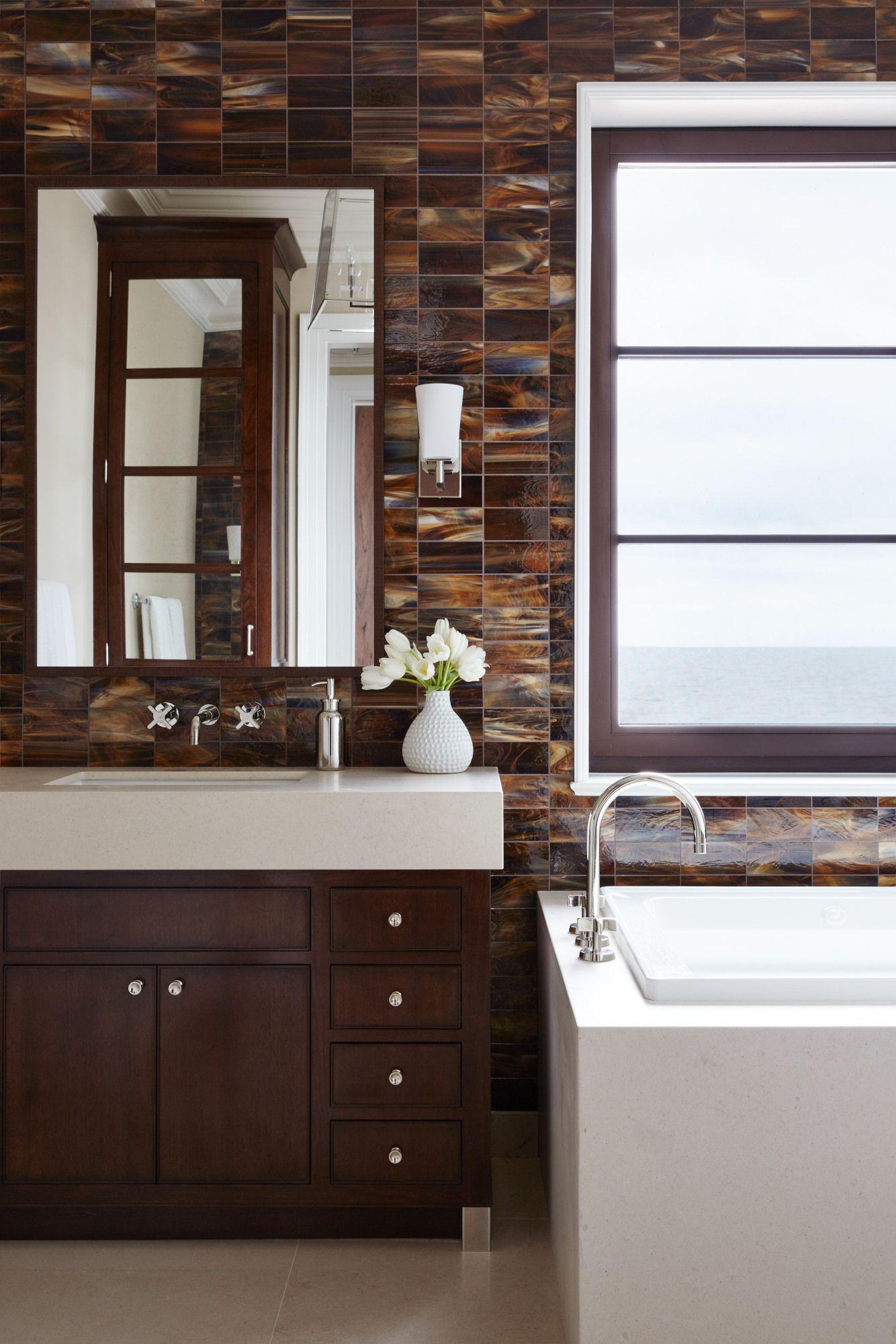 33 Bathroom Tile Design Ideas - Unique Tiled Bathrooms on Bathroom Tile Designs  id=14826