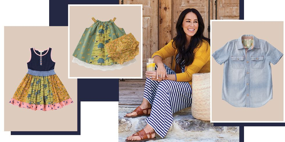 Joanna Gaines Launches New Matilda Jane Kids Clothes
