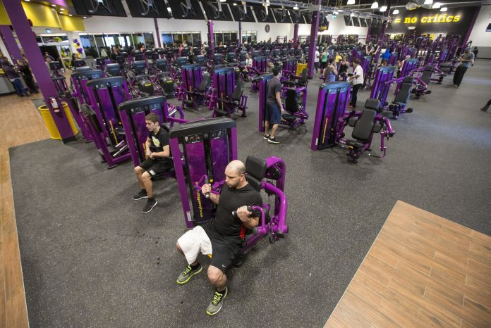 Planet Fitness opens its first Canadian branch