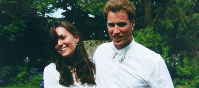 Kate Middleton and Will