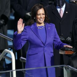 The story behind Kamala Harris' inauguration pearl necklace