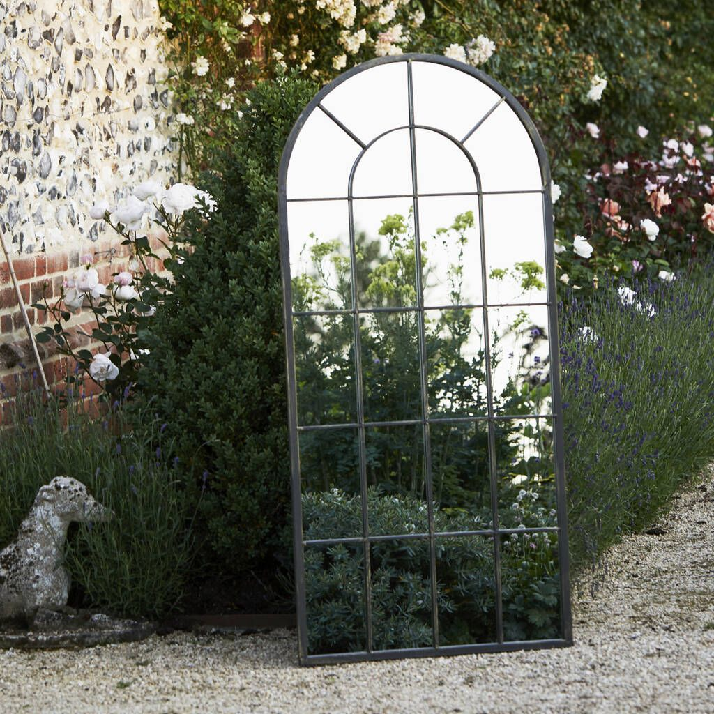 16 best garden mirrors stylish
