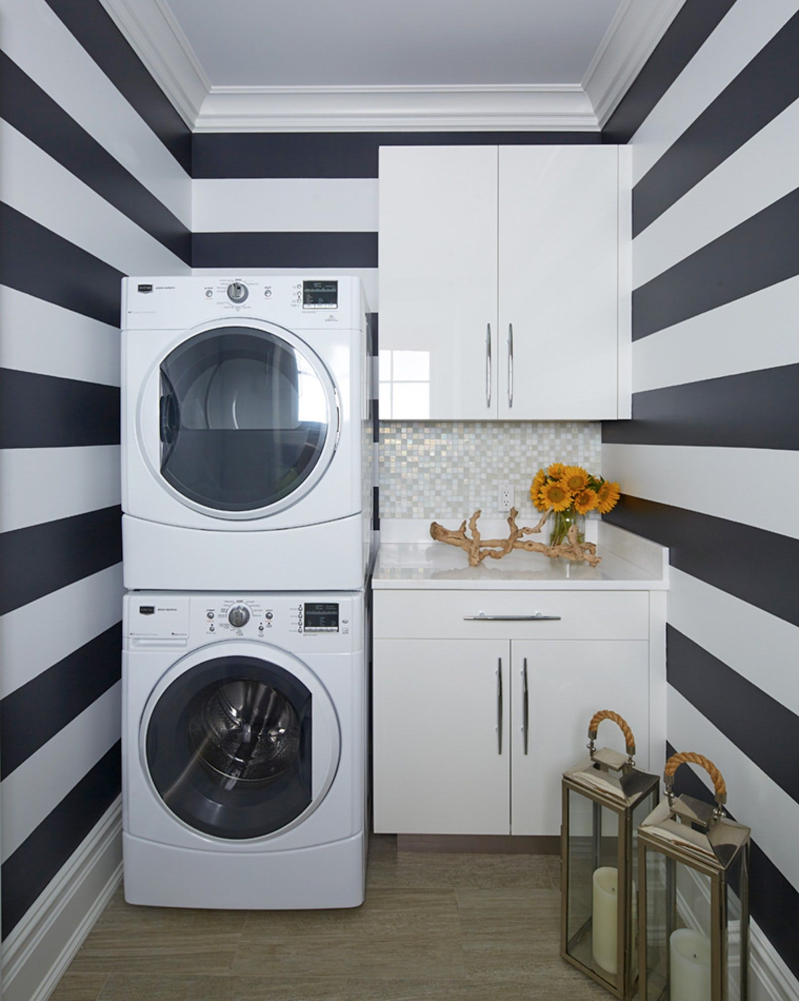 15 Beautiful Small Laundry Room Ideas Best Laundry Room