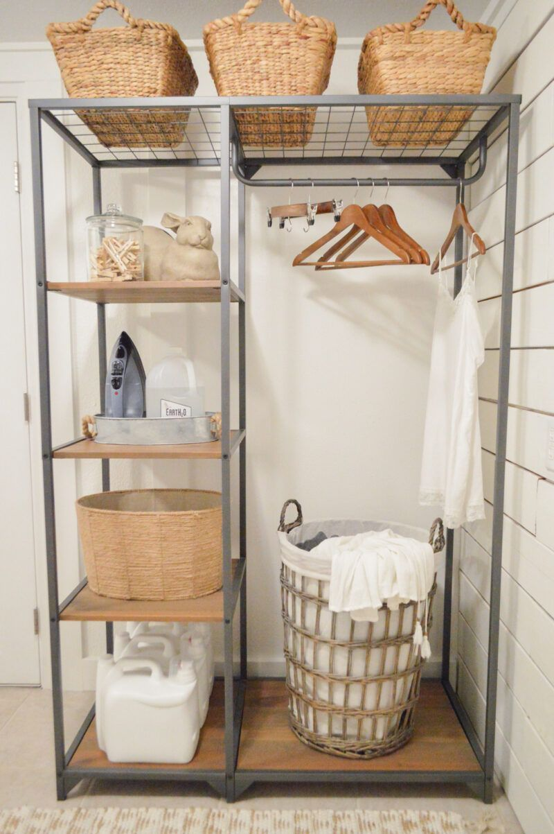 27 clever laundry room ideas how to