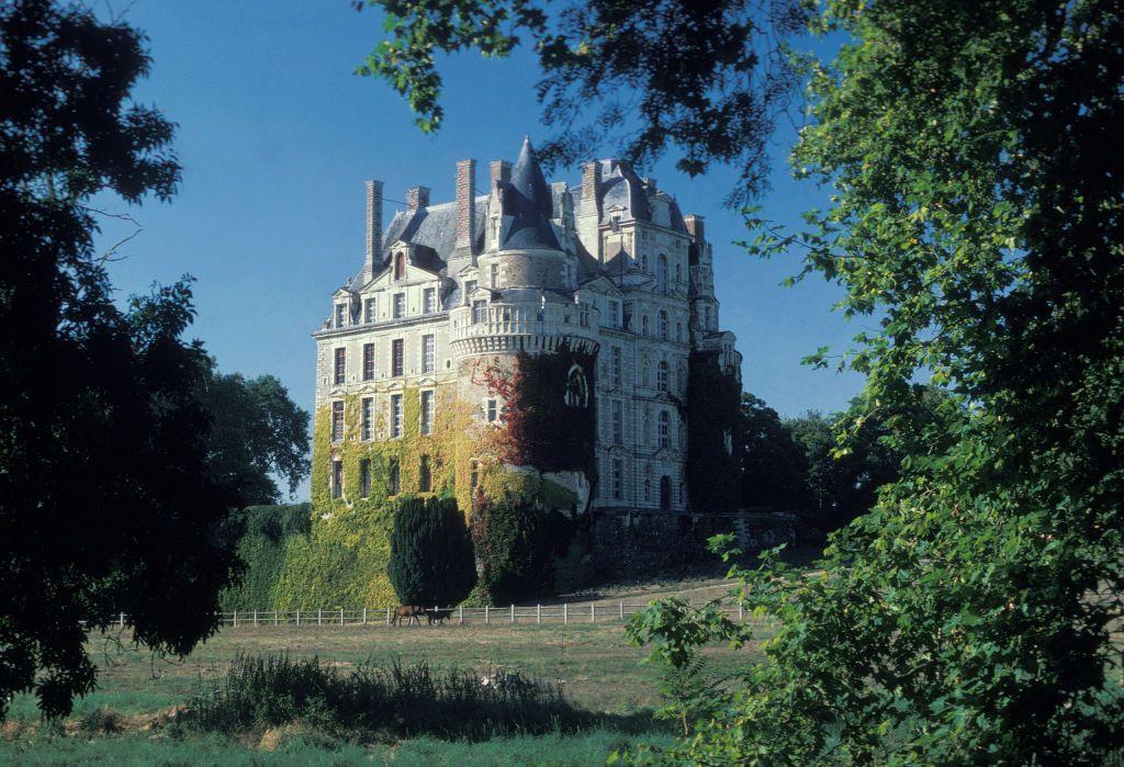 le château de brissac