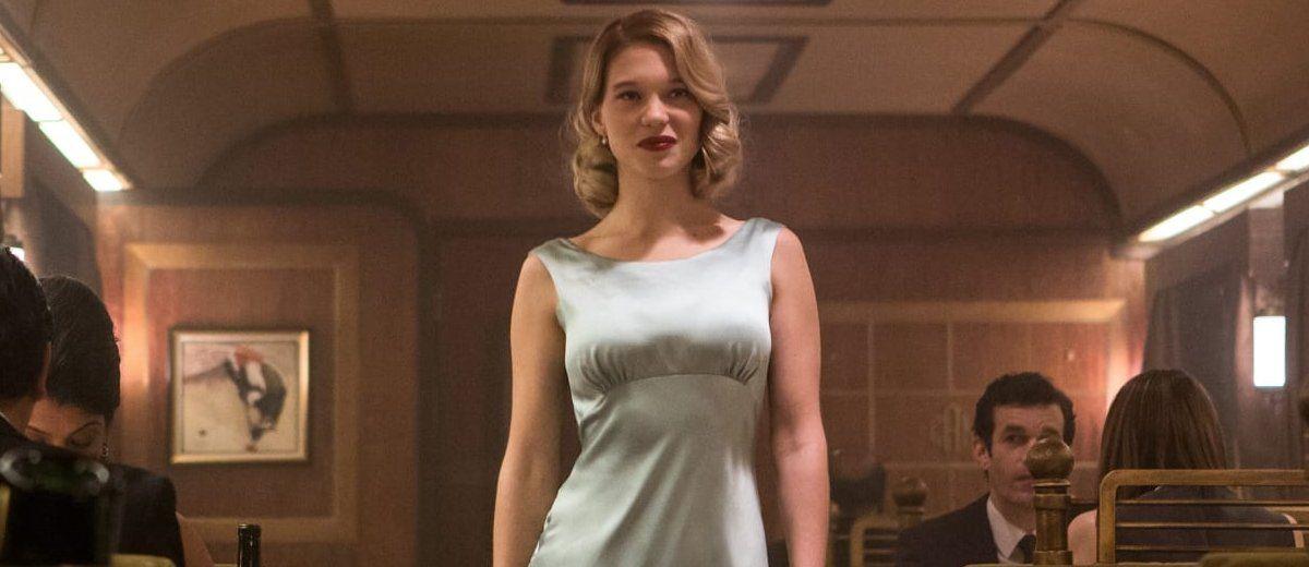 Bond 25': Léa Seydoux repetirá papel en la nueva película de James Bond