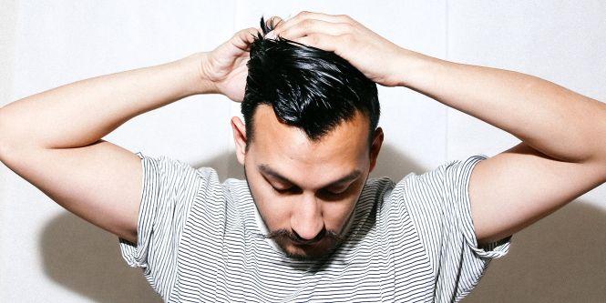 Medium Length Side Part Hairstyle