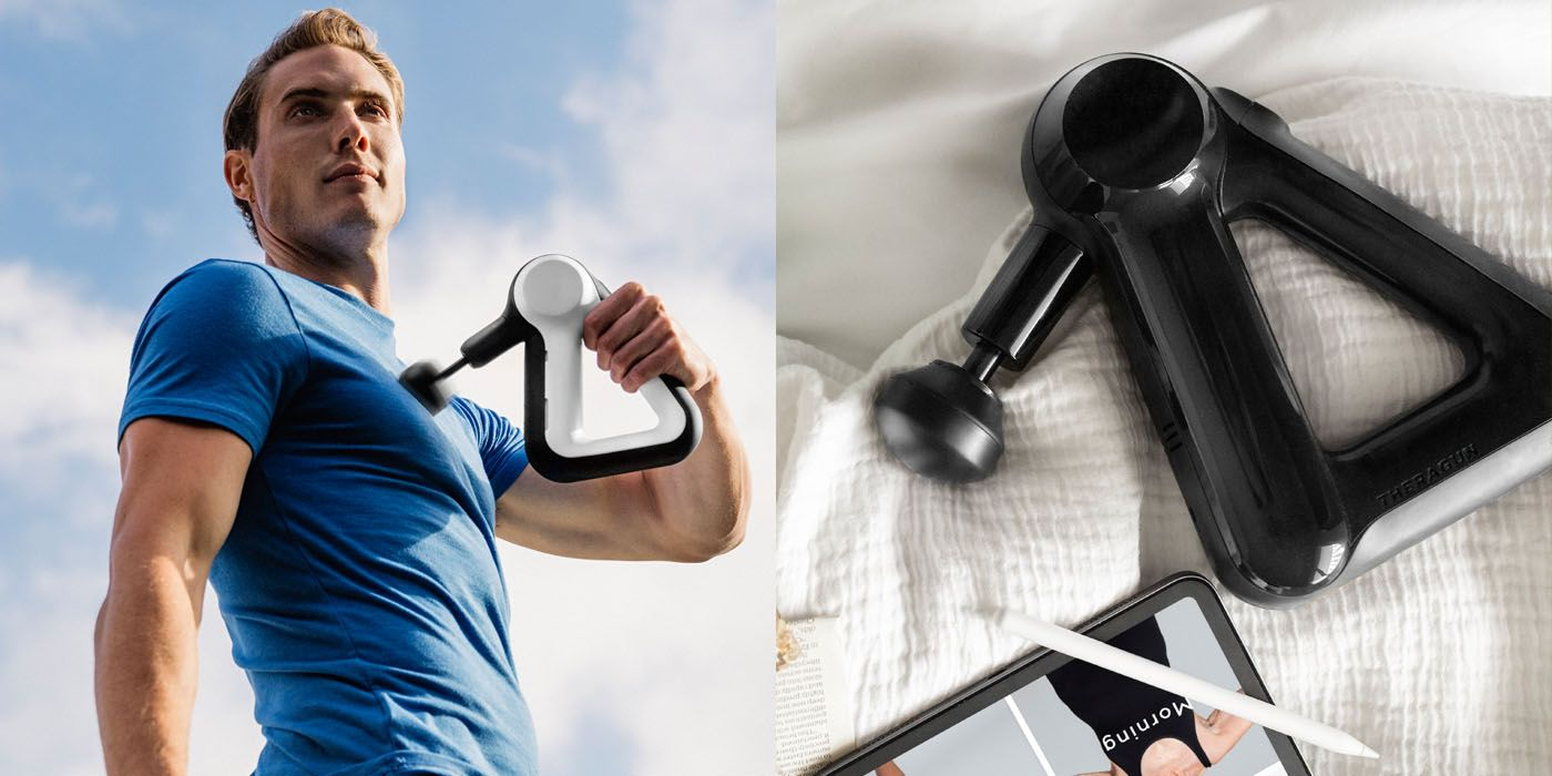 New Theragun Device Liv G3 Best Quiet Massage Therapy