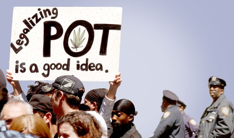 Four More States Voted to Legalize Recreational Marijuana on Election Night 1