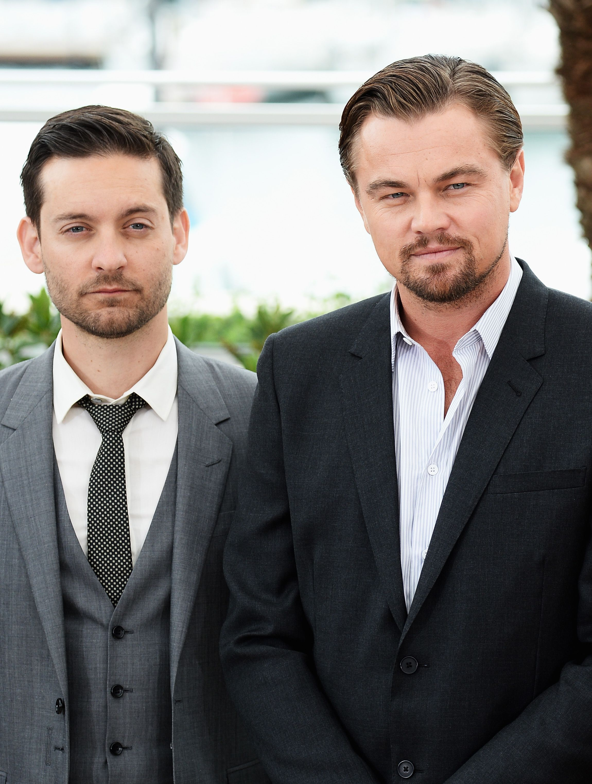 Leonardo DiCaprio And Tobey Maguire Reportedly Party Like