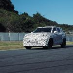 Lexus Previews Electric Suv New Two Motor Ev Drivetrain