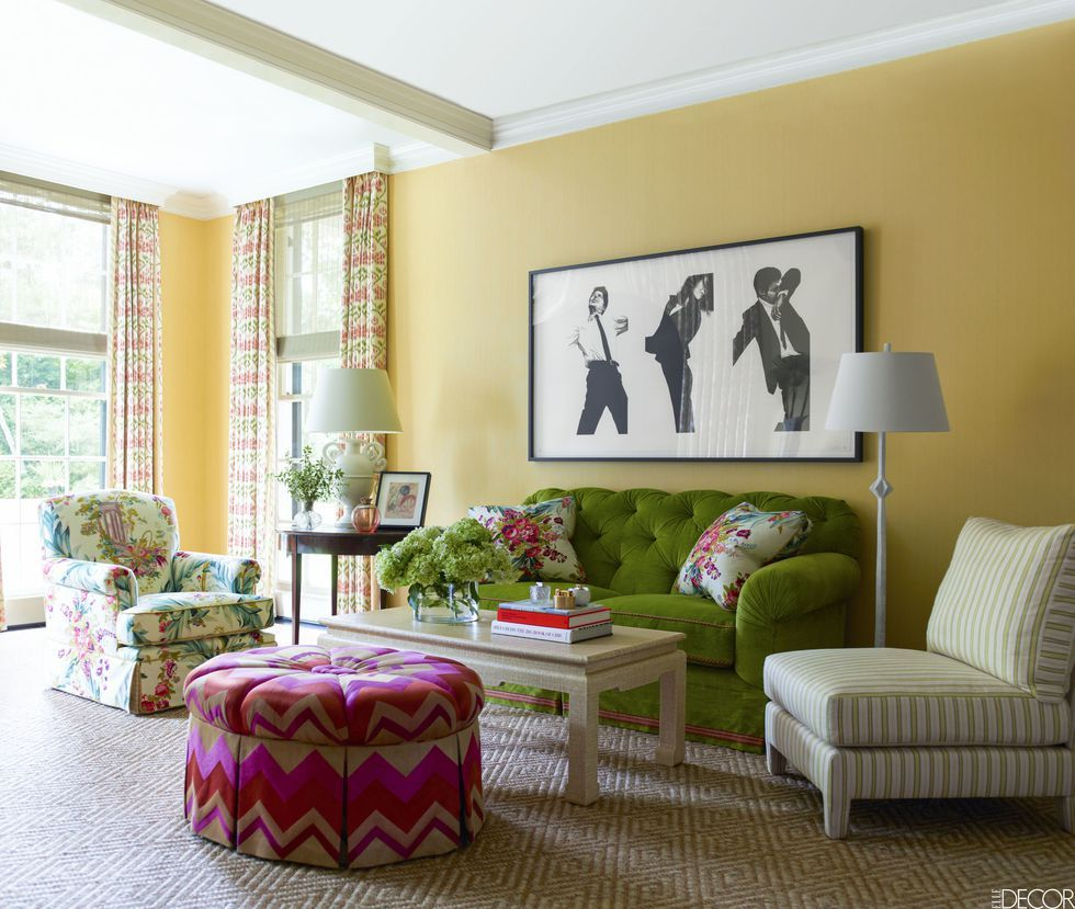 Living Room Color Palette Ideas How To Use Color In A