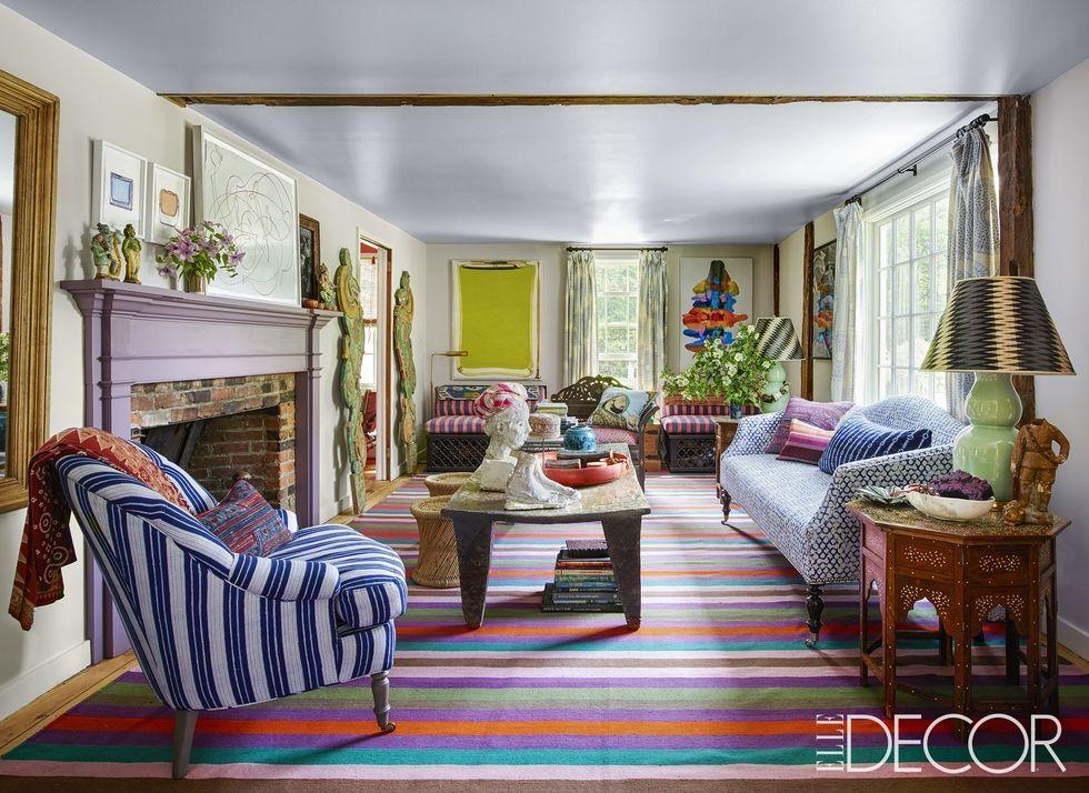 45 Best Living Room Ideas - Beautiful Living Room Decor on Beautiful Room Decoration  id=63789