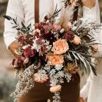 29 Fall Wedding Bouquets Fall Flowers For Wedding Bouquets