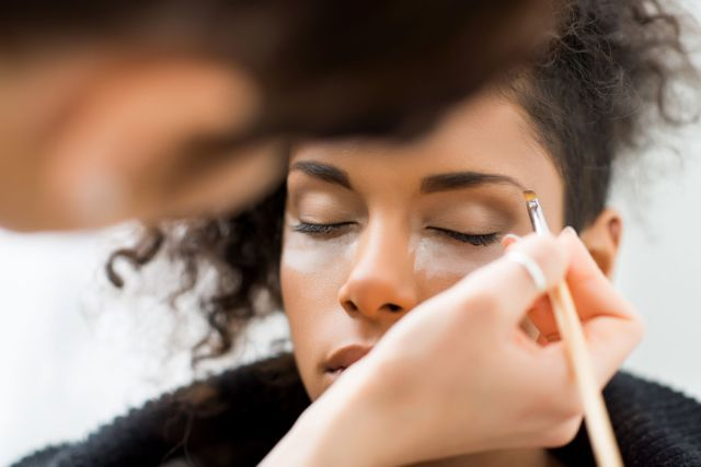 Celebrity Makeup Artist Bryony Blake