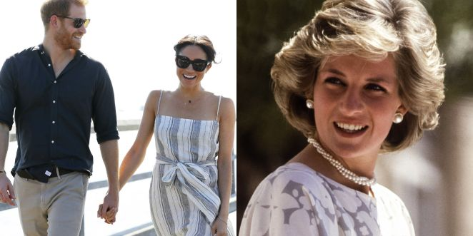 Meghan Markle & Prince Harry House-Hunt In Malibu, Where Diana Loved