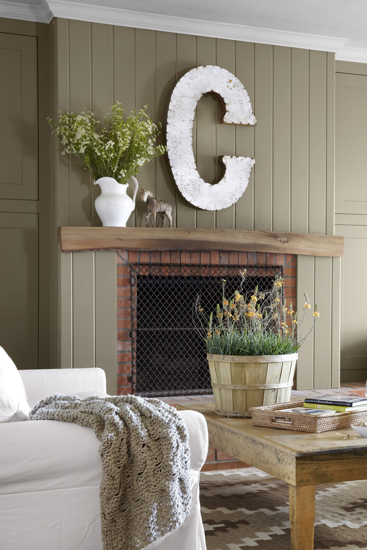 15 Fireplace Mantel Ideas Modern Fireplace And Mantel Decor