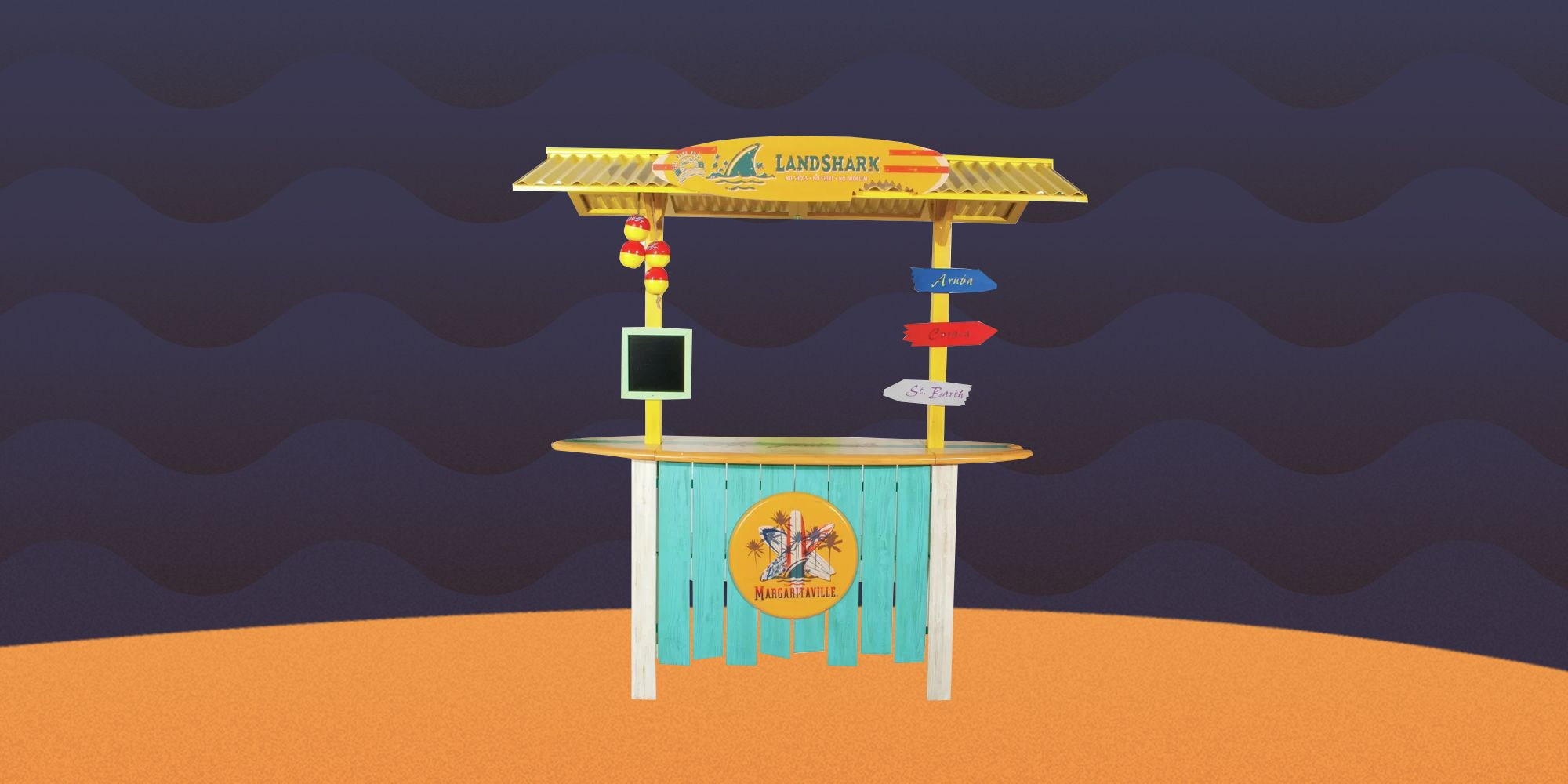 you ll hate how much you love this margaritaville decor