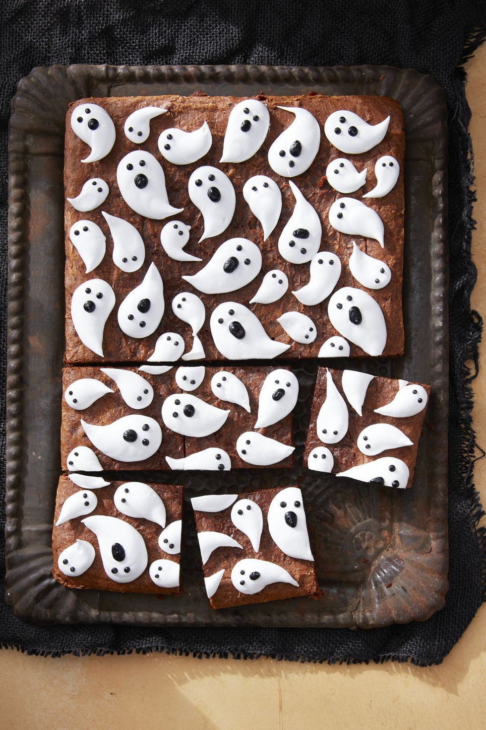 Make these diy halloween masks for the perfect costume. 47 Best Halloween Dessert Recipes Halloween Party Sweets Ideas