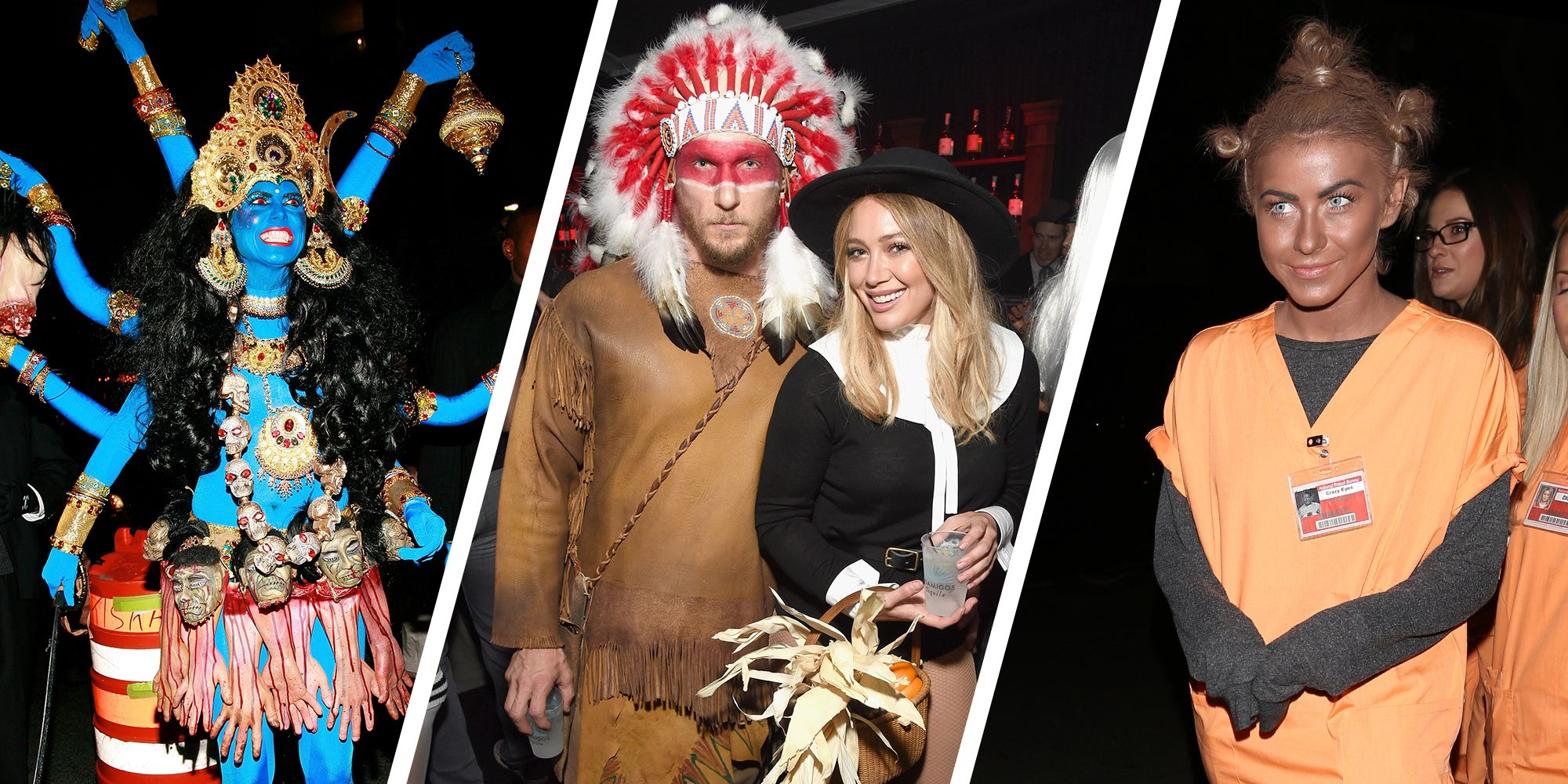 3 Ways Not To Culturally Appropriate This Halloween - Bad Halloween Costumes