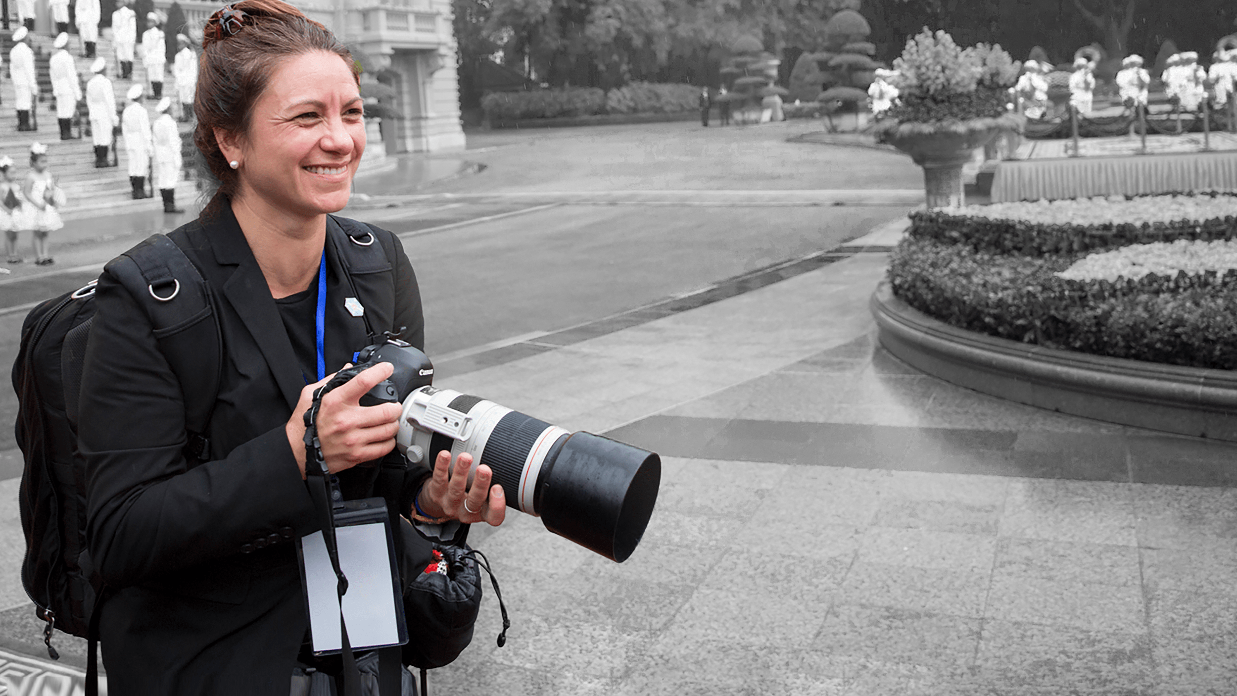 Meet White House Photographer Shealah Craighead Donald