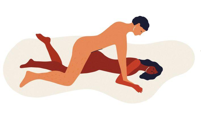 the flatiron sex position