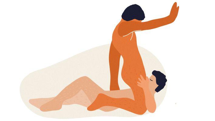 face sitter sex position