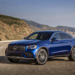 2021 Mercedes Amg Glc Class Coupe Review Pricing And Specs