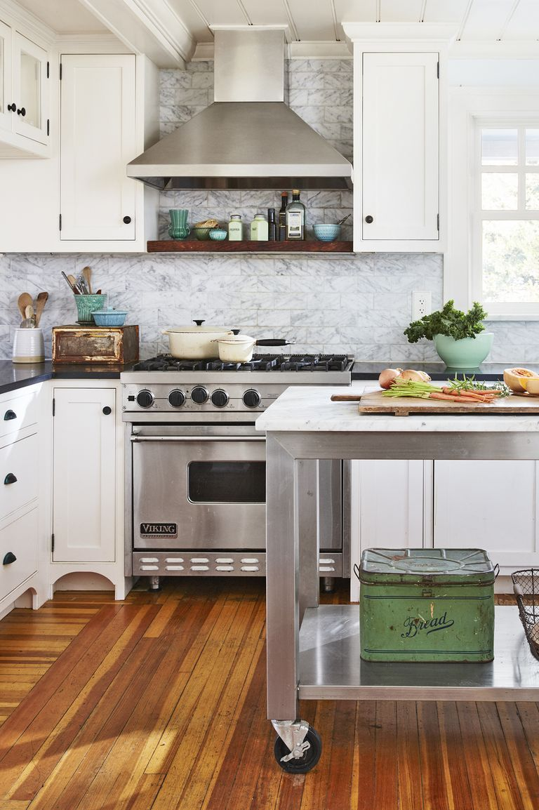 30+ Best Small Kitchen Design Ideas - Tiny Kitchen Decorating on Best Small Kitchens  id=68686