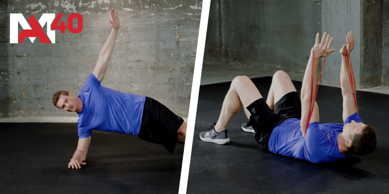Think Abs Are Impossible After 40? All You Need Are These 5 Moves. 1