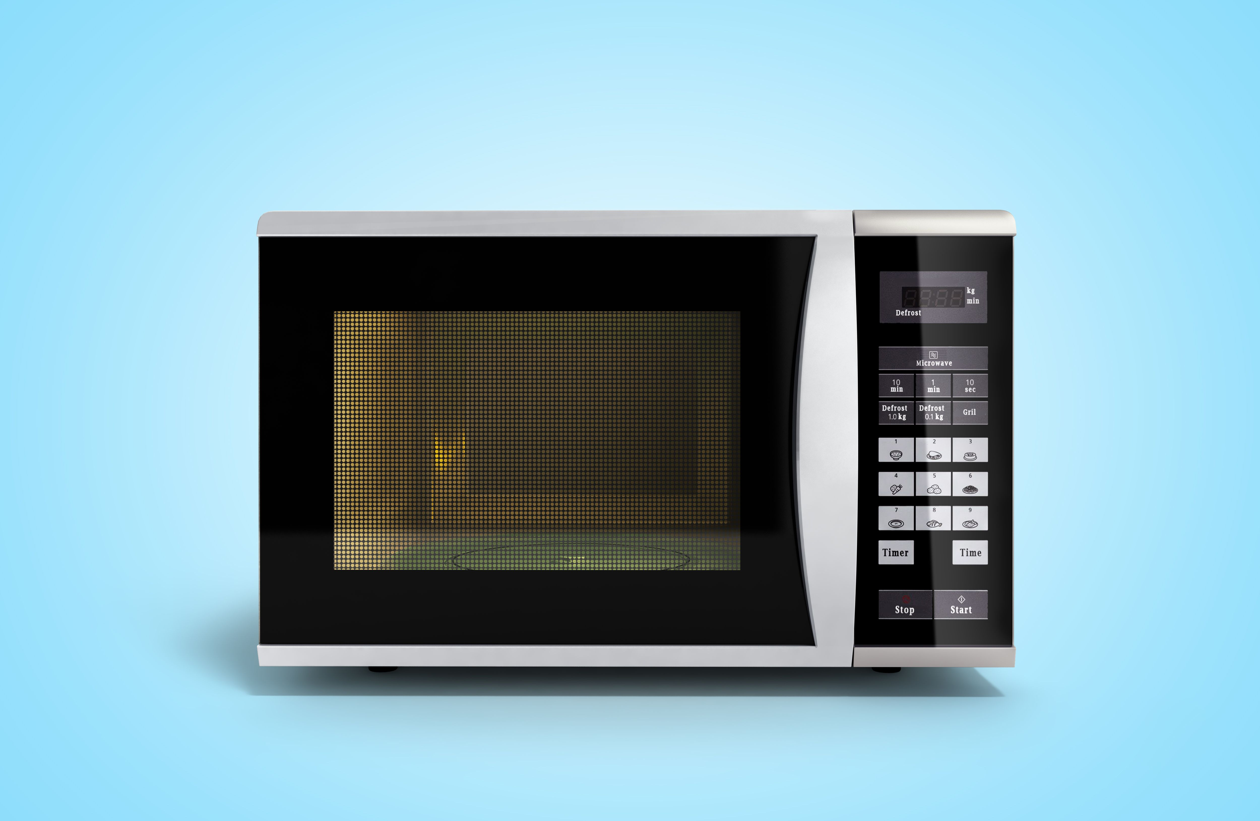buying a microwave what to look for