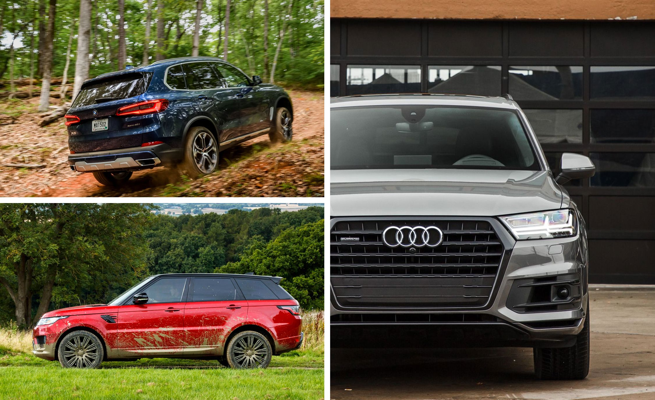 Mid Size Luxury Crossovers And Suvs Ranked From Worst To Best