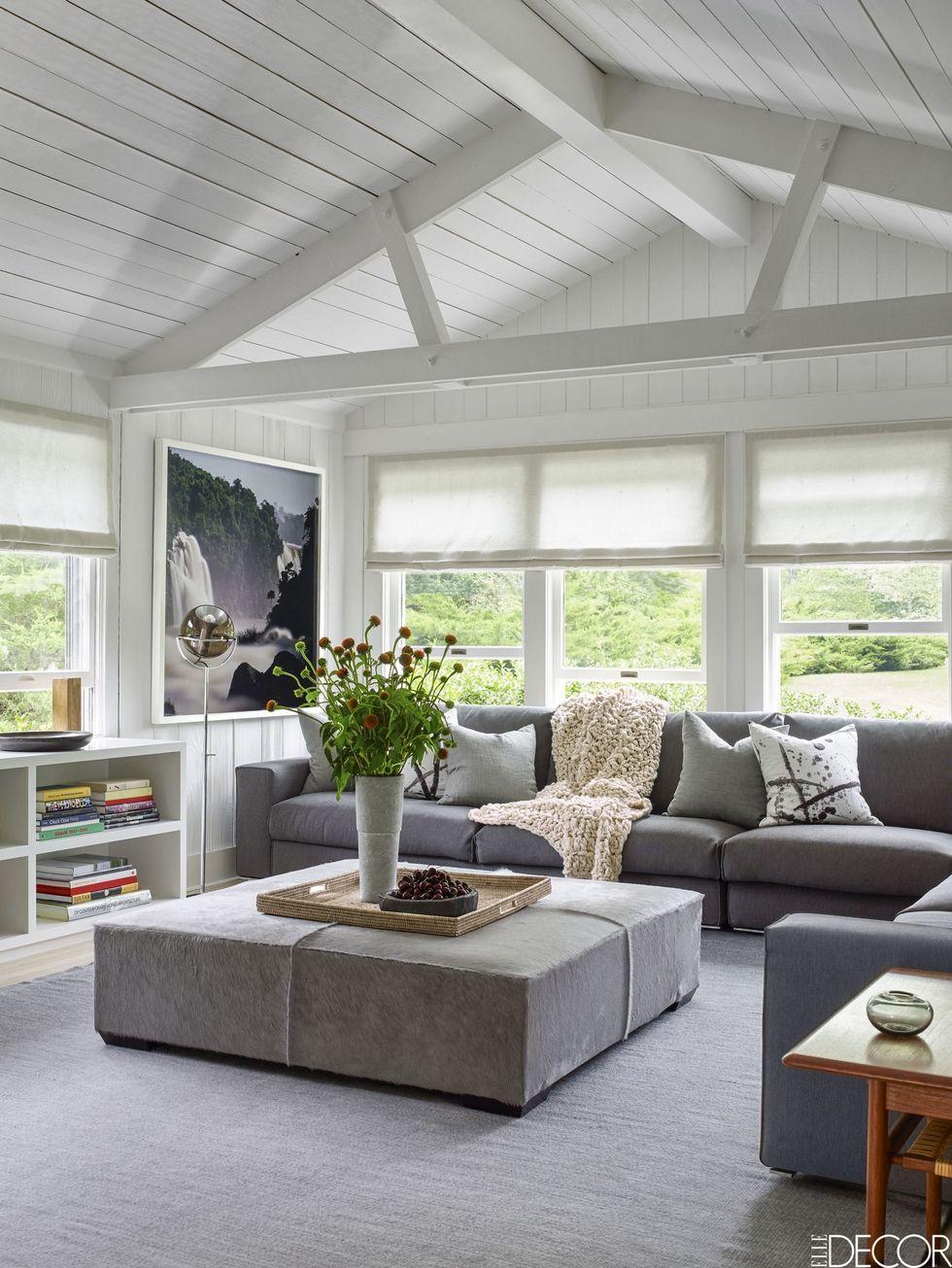 25 Minimalist Living Rooms - Minimalist Furniture Ideas ... on Minimalist Living Room Design  id=53331