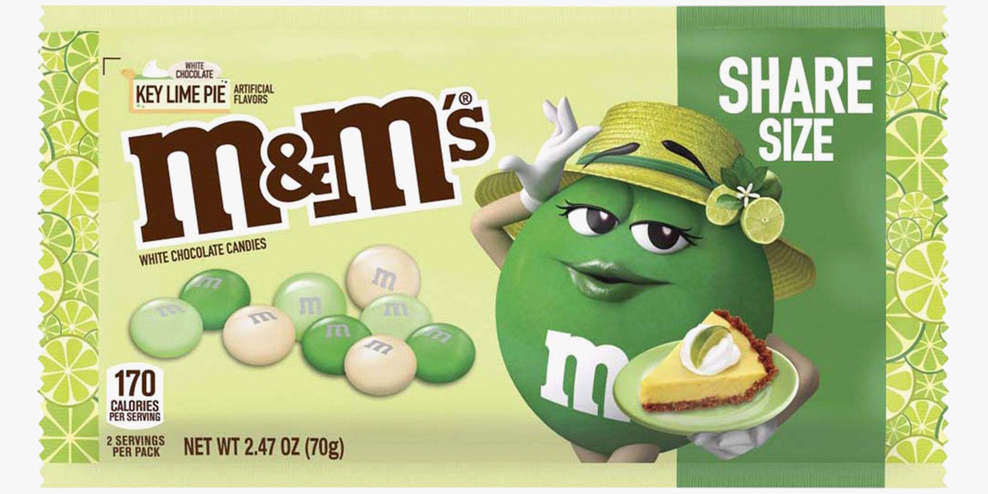 M&M's Is Releasing a Key Lime Pie Taste That Will