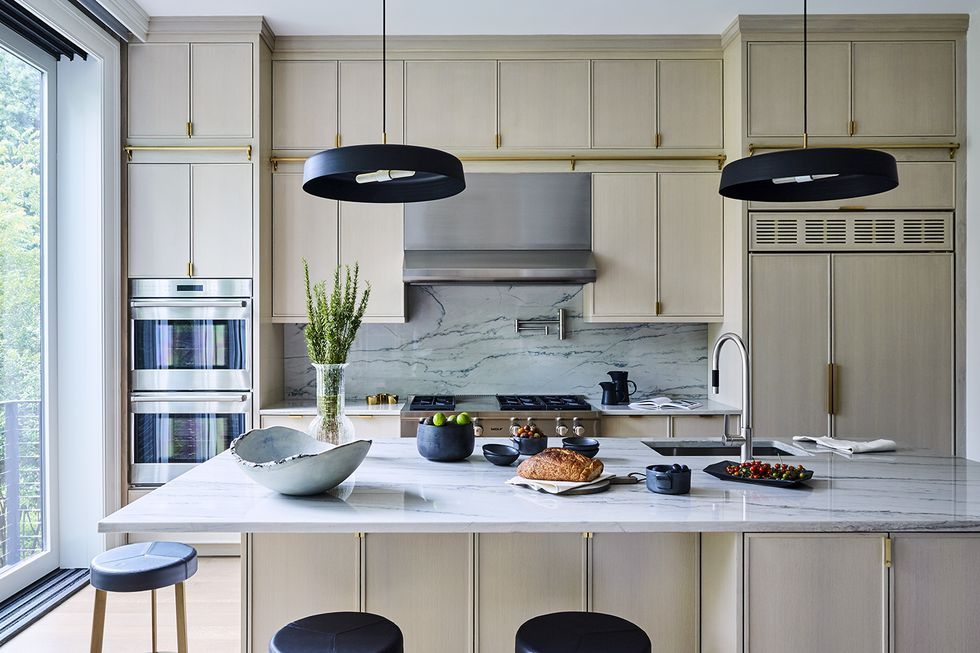 55+ Inspiring Modern Kitchens - Contemporary Kitchen Ideas ... on Images Of Modern Kitchens  id=72343