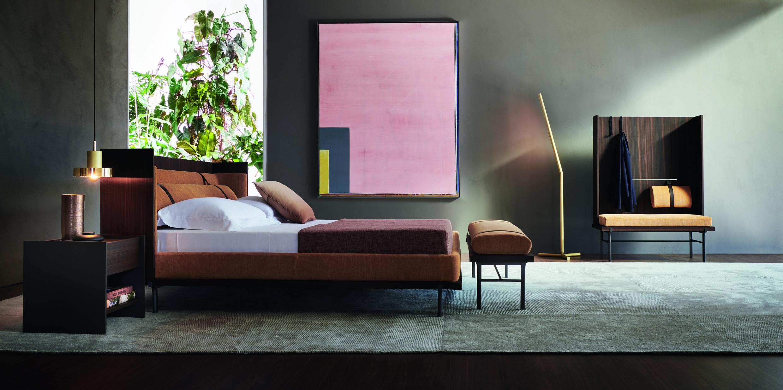 Zalf e battistella per arredare le. The Latest For Furniture In The Bedroom At Milan S Salone Del Mobile 2019